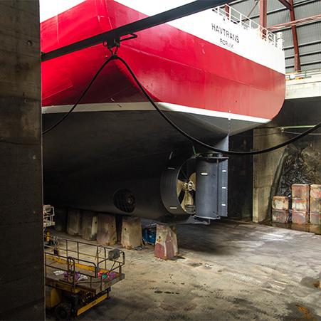 Skarvik rengjoring overflatebehandling havtrans ror 01