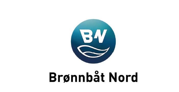 Brønnbåt Nord logo