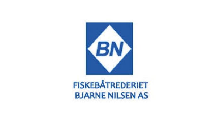 Fiskebåtrederiet Bjarne Nilsen AS logo