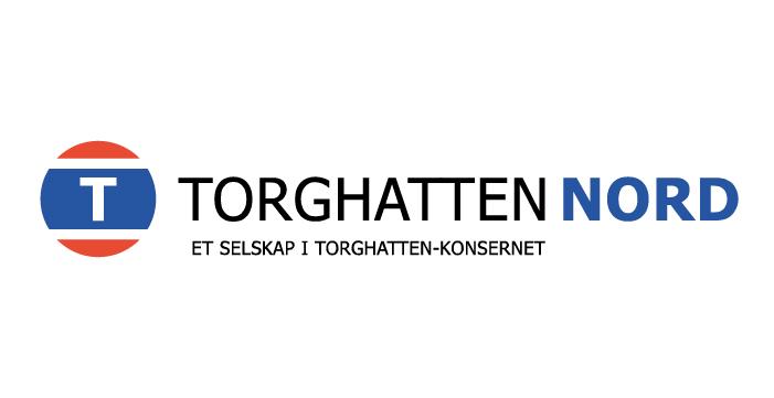 Torghattten Nord logo