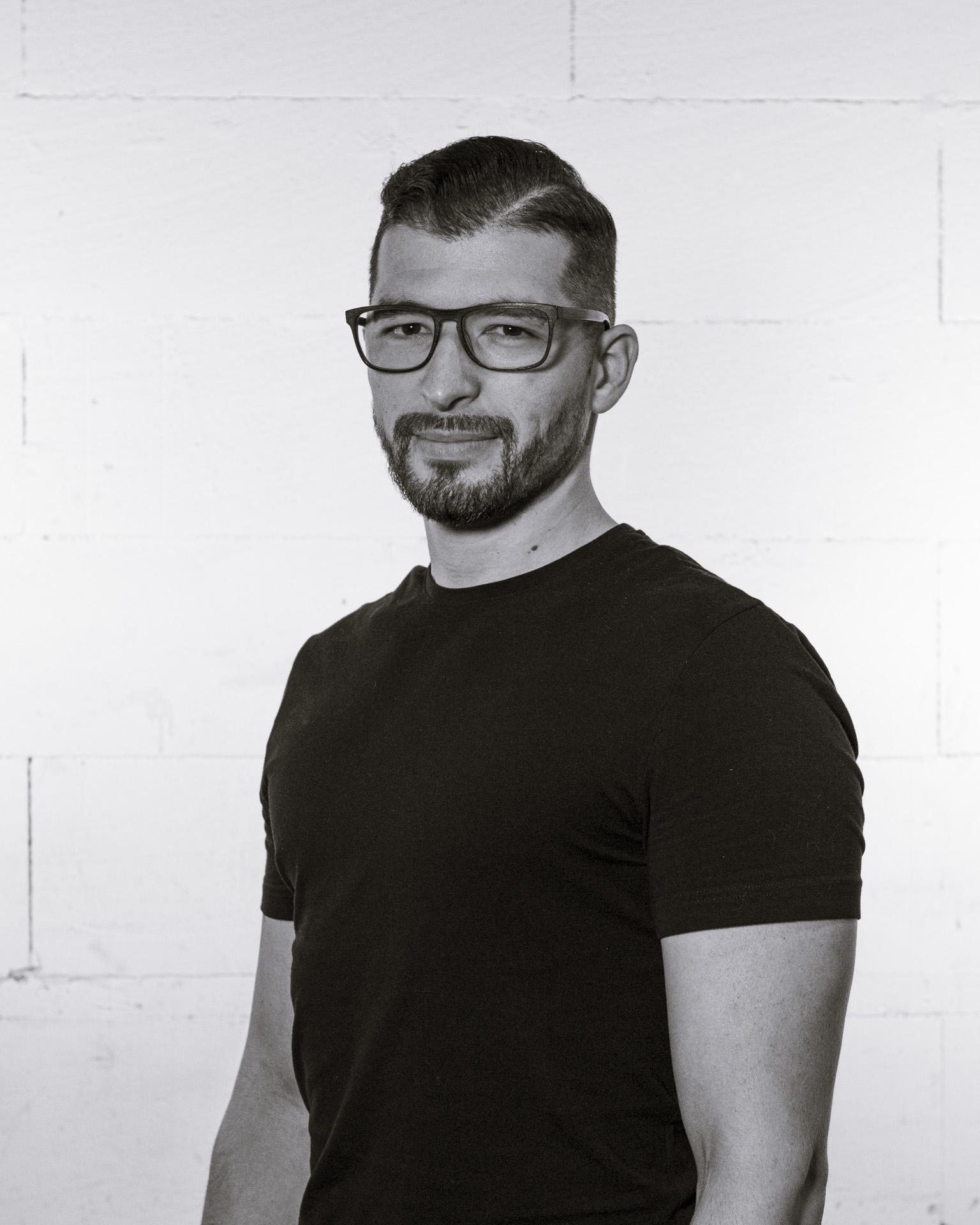 Driftsingeniør Carlos Andres Diaz